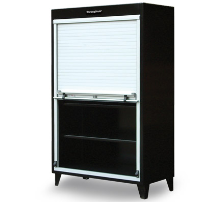 RU-15528, Roll-Up Door Storage Cabinet, 60'W x 24'D x 78'H