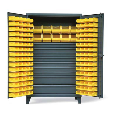 BS-15400, Bin Cabinet with 9 Drawers