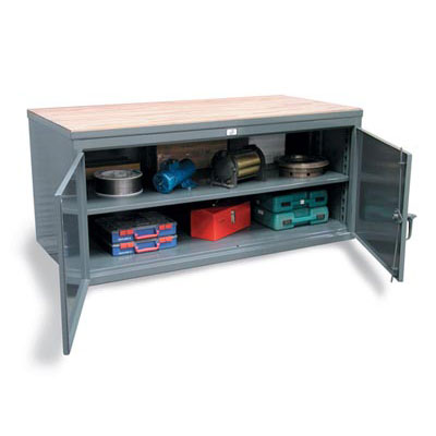 53-361-MT, Workbench With Maple Top, 60'W