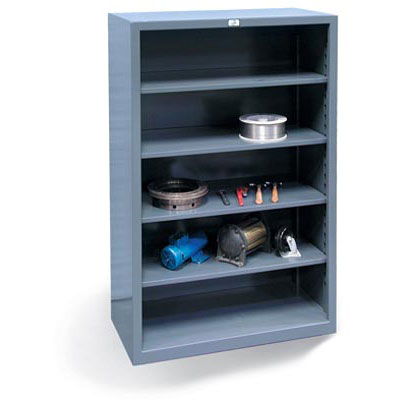 "Closed Shelving unit, 36""W x 18""D, 1900 lbs. per Shelf"
