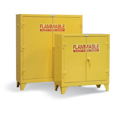 30.5PSC, Flammable Liquid Storage Cabinet, 44'W x 18'D x 49'H
