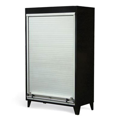 RU-15527, Roll-Up Door Storage Cabinet, 48'W x 24'D x 78'H