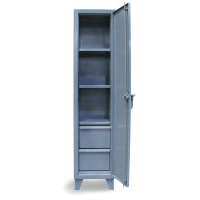 1.65.6-183-2DB, Single Tier Industrial Locker with Drawers